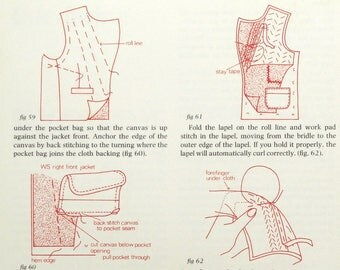 1970s vintage Sewing Book by Ann Ladbury, Improve Your Dressmaking