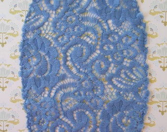 Patches Stretch Lace Avio Set of 2