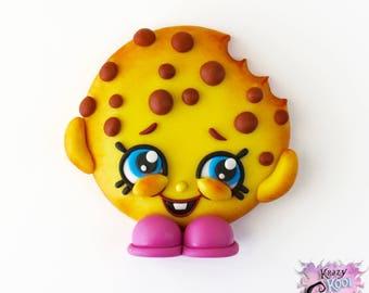 Kooky Cookie Shopkins Cake Topper