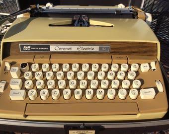Smith Corona Coronet 10 Typewriter