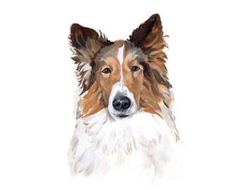 Pet Painting / Portrait Commission