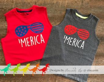 Merica Shirt - Child