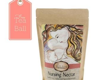 Breastfeeding Tea- Nursing Nectar Loose Leaf-