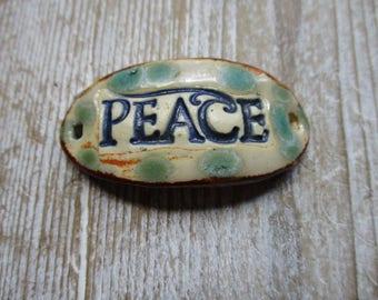 Peace Bracelet  Jewelry Connector Bracelet Cuff