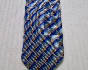 Vintage Etro Cotton Silk Tie