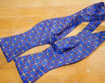 Vintage Robert Talbott Silk Bow Tie