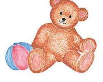 Shop Closing Sale!  Precious Bear Wallies -- 12080