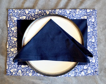 Placemats and Napkins - set of 6