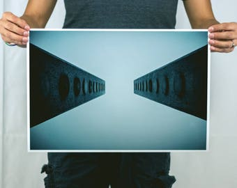 Monument - Large Photography Print