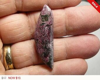 Eudialyte Cabochon, designer cabochon, gemstone cabochons, flat back cabochons, natural stone cabochons (eu82661)