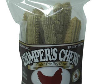 6 pack, Free Shipping Chicken Liver Chews