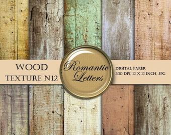 Sale 60% Wood digital paper wood digital Scrapbook paper pack Digital Backdrop paper wood background digital paper wood scrapbook background