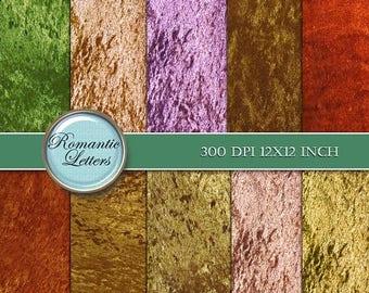 Sale 60% Digital velvet paper pack digital scrapbook paper digital vintage paper digital paper digital velvet digital textile background