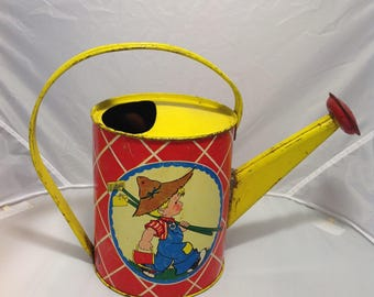 Ohio art child's watering can