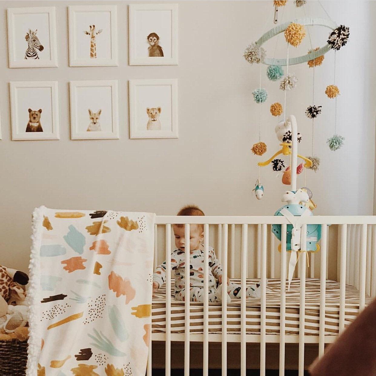Bonito Muebles Para El Bebé Vivero Sudáfrica Foto - Muebles Para ...