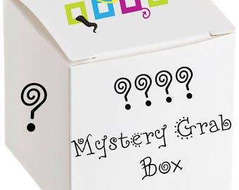 Mystery Grab bag, Goodie Bag -  1 item Mystery bag