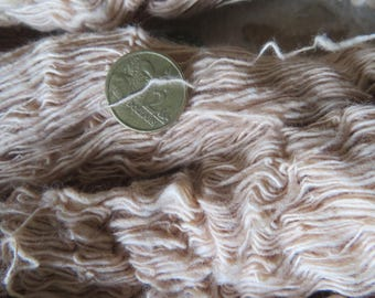Limited edition of  hand spun from natural color cotton, 60 g (2.1 oz)