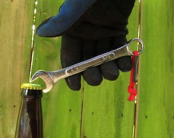 The Bottle Wrench Bottle Opener - Original - Red