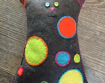 Hand Made Animal - Bag Cat