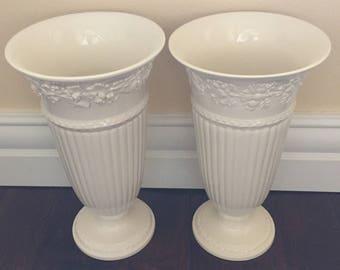 Pair of Wedgewood Vases
