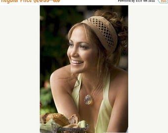 ON-SALE Medium Version -  Pineapple Quartz Necklace- Monster in Law - Jennifer Lopez Necklace - Sterling Silver Necklace