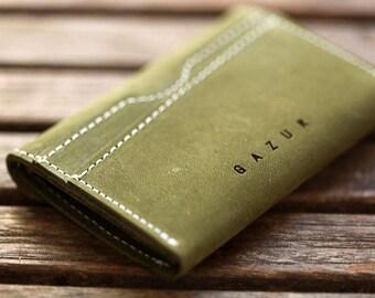 Minimalist Wallet, Leather Wallet, Slim Wallet
