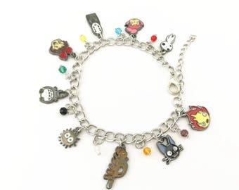 Anime inspired bracelet