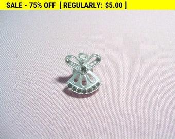 vintage Angel pin brooch, vintage pin brooch