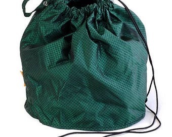 GoKnit Sapphire Emerald Green Small Project Bag