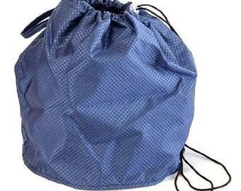 GoKnit Sapphire Blue Medium Project Bag