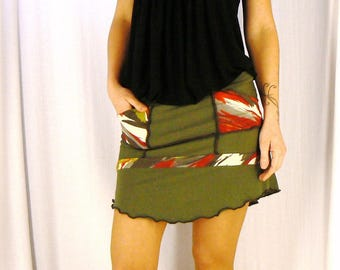 'Sangy' skirt, with Pocket, size 38