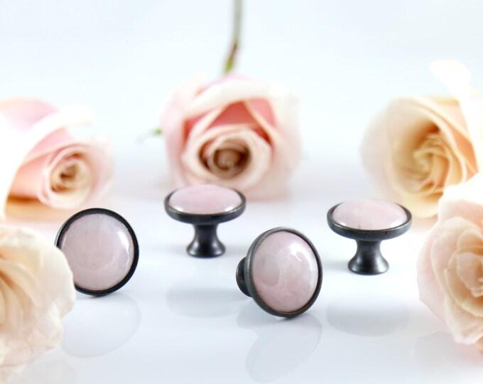 Love Orb--Rose Quartz Knob