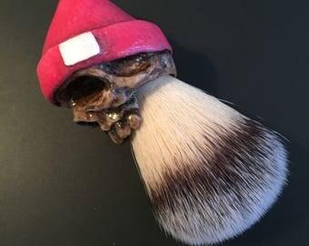Beanie Shaving Brush (pink)