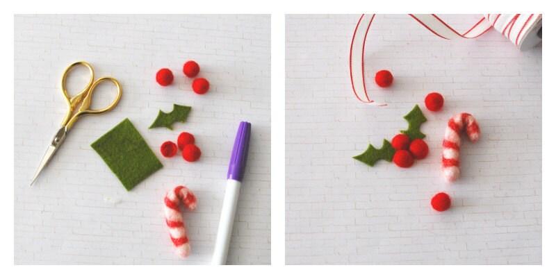 DIY - Christmas Ornament / Hoop Art