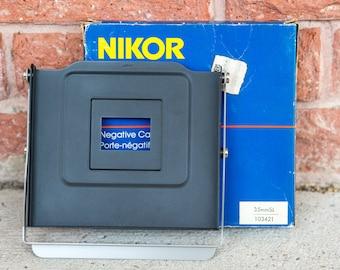 Nikor 35mm Negative Carrier for 6x7 Enlargers
