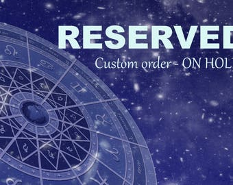 RESERVED for T. - Brilliant Archangel inspired vessel - Handcrafted Titanium Druzy Swiss Blue Topaz pendant necklace