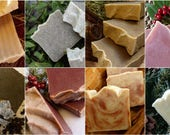 CHRISTMAS SOAPS EIGHT Special Offer 2017