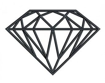 Balance on custom diamond ring for TracyM