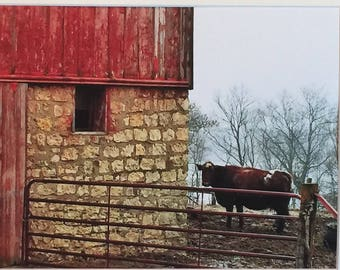 The Farm Collection: Days Gone By by Susan A Ray of OneHealingStone Studio