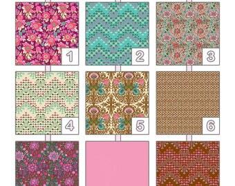 Crib Sheet ... { Soul Mate } Amy Butler - Dusty Pink Palette