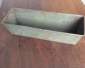 Vintage French Bread Pan
