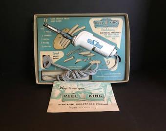 Peel King Electric Peeler