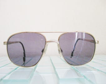 Gold Metal Marchon Frames - Aviator ITALY