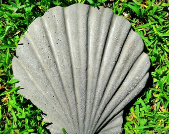 Shell Stepping Stone Garden Stone Beach