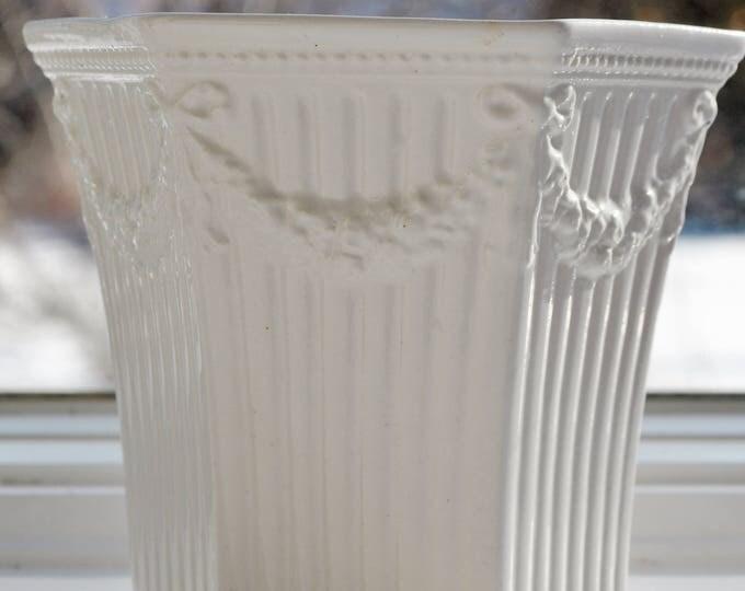 Swedish Gustavsberg Empire Vase Gustavian Rare