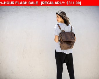 Flash Sale, Leather Tote Bag ,Handmade Leather Bag ,Tote Bag ,Large Leather Bag,Brown Leather Bag, Francis K Bag