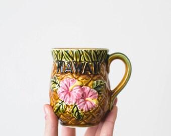 Hawaii Pineapple Mug