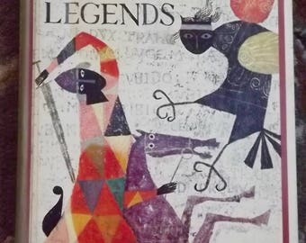 The Golden Treasury of Myths and Legends Alice and Martin Provensen
