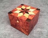 Calico Star Keepsake Box