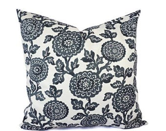 15% OFF SALE Two Dark Grey Decorative Pillows - Grey Throw Pillow Covers - Grey Pillow Sham - Grey Pillow 16 inch Pillow - 18 inch Pillow -